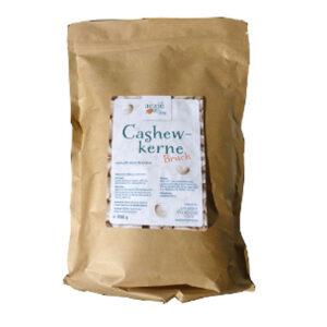 cashewkerne in 1 kg Tüte mit Etiquette von Acajú
